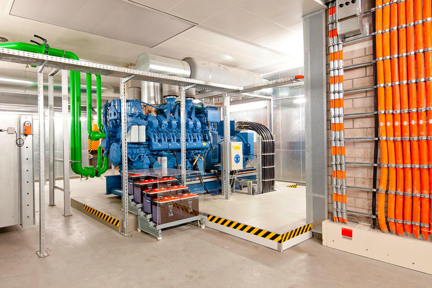 Flughafen Stuttgart Energie GmbH - Der Energieversorger am Flughafen Stuttgart